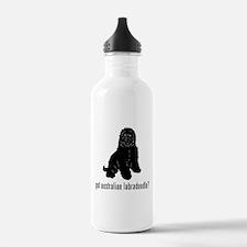 Australian Labradoodle Sports Water Bottle