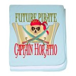 Captain Horatio Infant Blanket