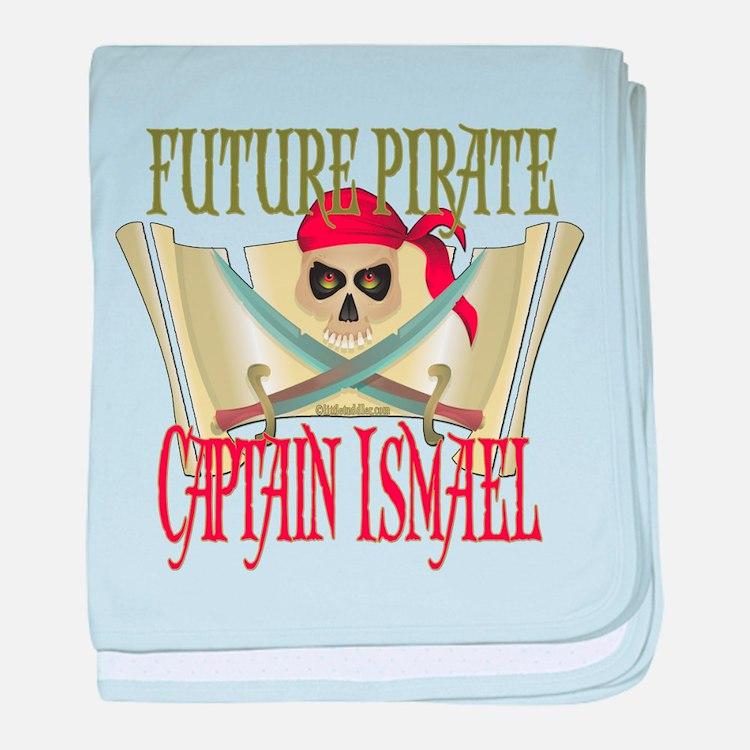 Captain Ismael Infant Blanket