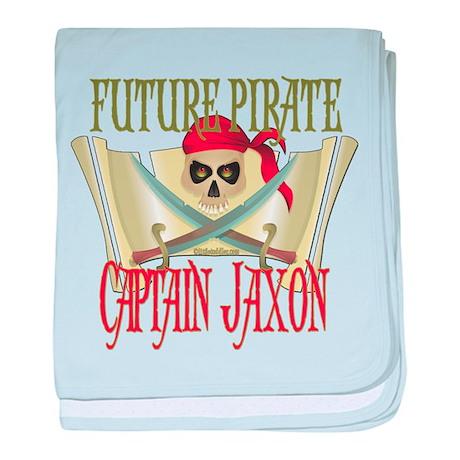 Captain Jaxon Infant Blanket