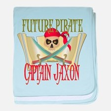 Captain Jaxon Infant Blanket