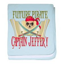 Captain Jeffery Infant Blanket