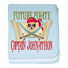 Captain Johnathon Infant Blanket