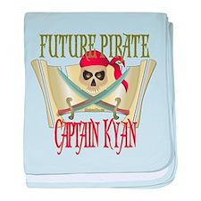 Captain Kyan Infant Blanket