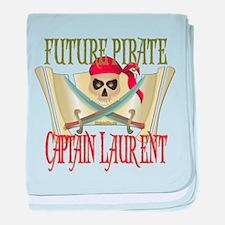 Captain Laurent Infant Blanket