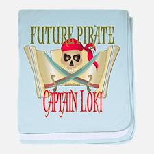 Captain Loki Infant Blanket