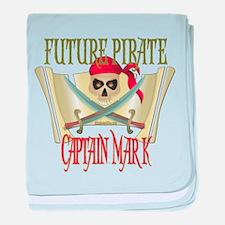 Captain Mark Infant Blanket