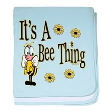 Bee Thing! Infant Blanket