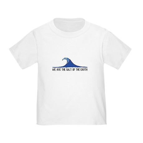 Salt of the Earth - Toddler T-Shirt