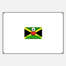 I Love Jamaica Banner