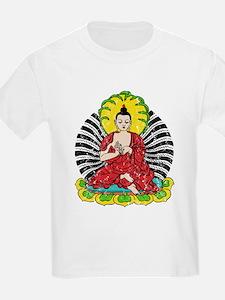 Vintage Buddah Kids T-Shirt