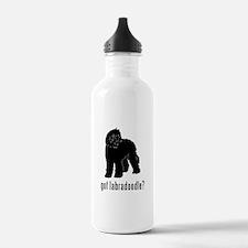 Labradoodle Water Bottle