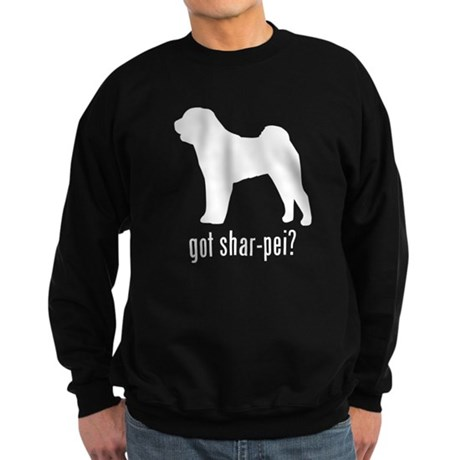Shar-Pei Sweatshirt (dark)