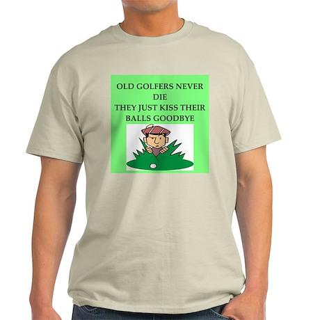 golfing joke Light T-Shirt