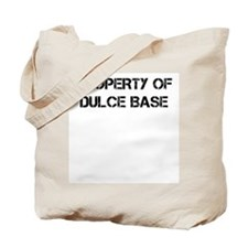 Property of Dulce Base Tote Bag