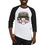 2nd base breast cancer Baseball Tee