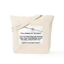 Thug the Barbarian Tote Bag