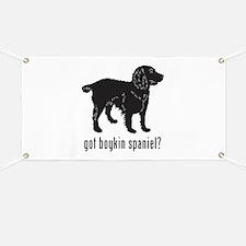 Boykin Spaniel Banner