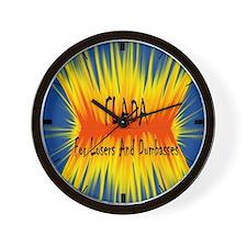 FLADA Clock