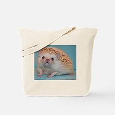 Romeo the Hedgehog Tote Bag