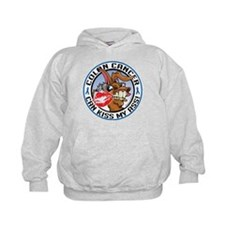Colon Cancer Can Kiss My Ass! Hoodie