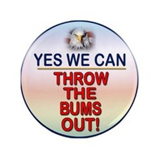 "Yes We Can 3.5"" Button"