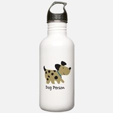 Dog Person Water Bottle
