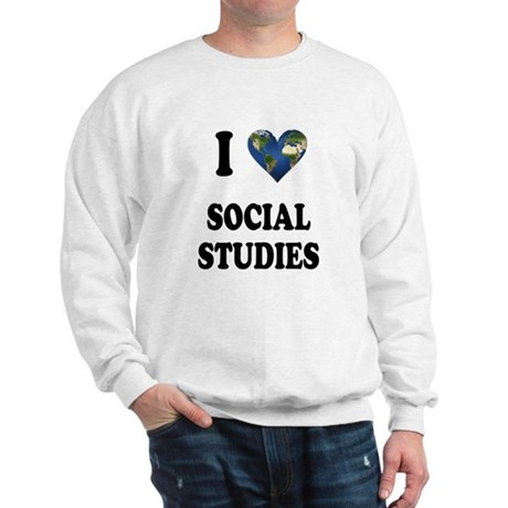 I Love School Shirts Gifts Sweatshirt