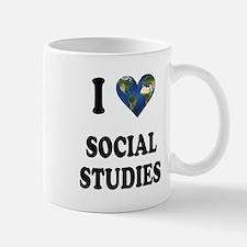I Love School Shirts Gifts Mug