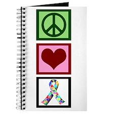 Peace Love Autism Journal