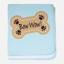 Bow Wow! Infant Blanket