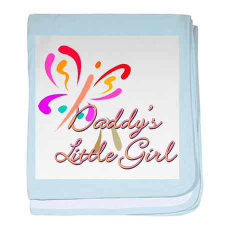 Daddy's Little Girl Infant Blanket