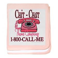 Chit Chat Infant Blanket