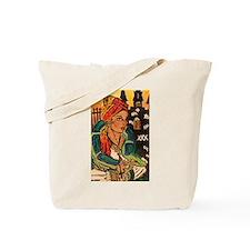 Cute Marie laveau Tote Bag