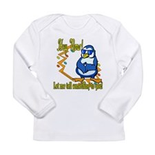 Hey Now! Long Sleeve Infant T-Shirt