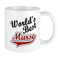 Worlds Best Murse Mugs