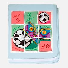 Soccer Fun Infant Blanket