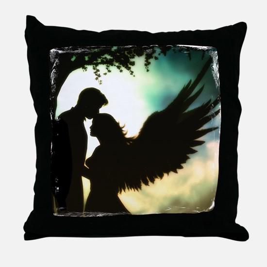 Divinity Throw Pillow