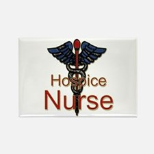 Cute Hospice Rectangle Magnet