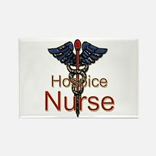 Cute Hospice nursing Rectangle Magnet (10 pack)