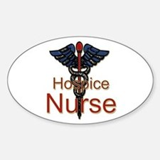 CAD. Hospice Nurse Decal