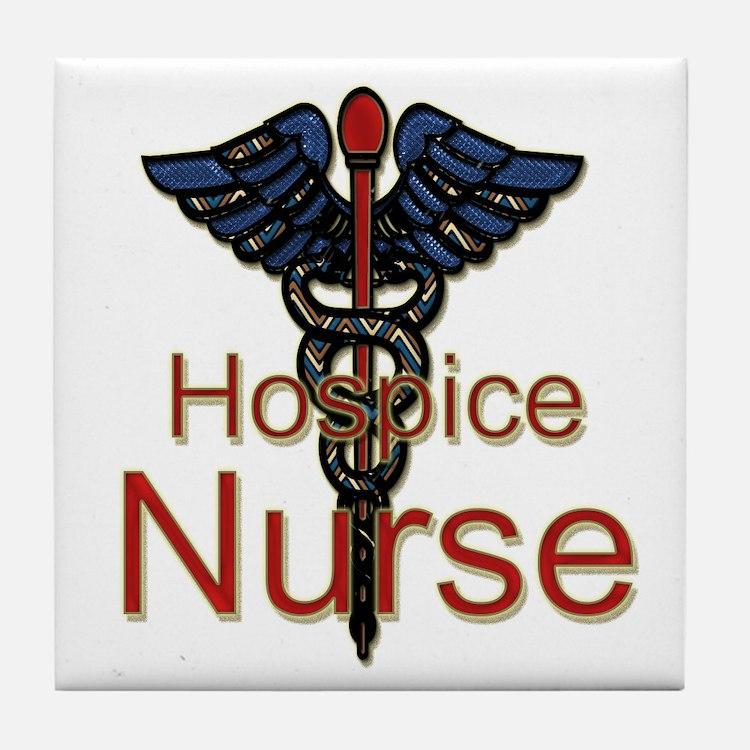 Cute Male nurses Tile Coaster