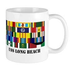USS Long Beach Mug