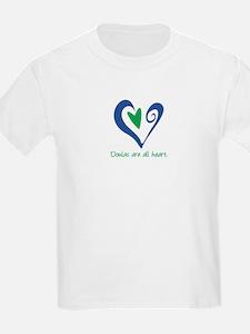 Doulas All Heart Green T-Shirt