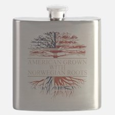 Unique Norwegian Flask