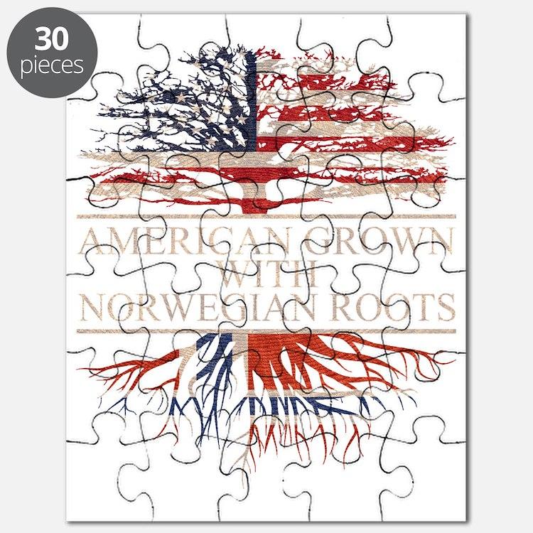 Cute Norwegian Puzzle