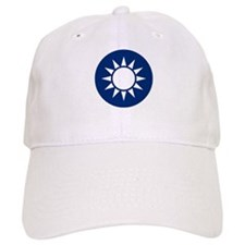 Taiwan Coat of Arms Baseball Cap