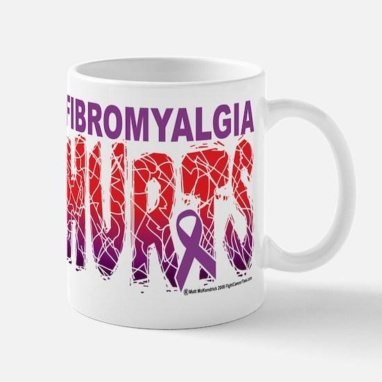 Fibromyalgia Hurts Mug