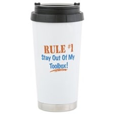 Toolbox Rules Travel Mug