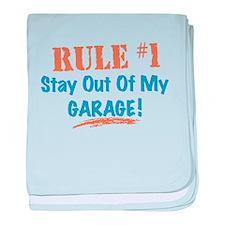 Garage Infant Blanket
